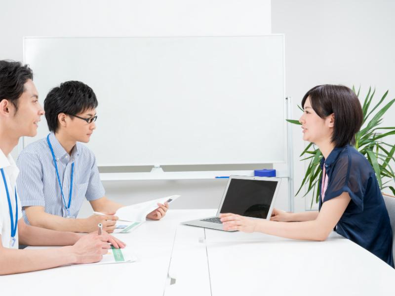 「女性営業」成功ノウハウ【3】信頼される新人になる3つの方法