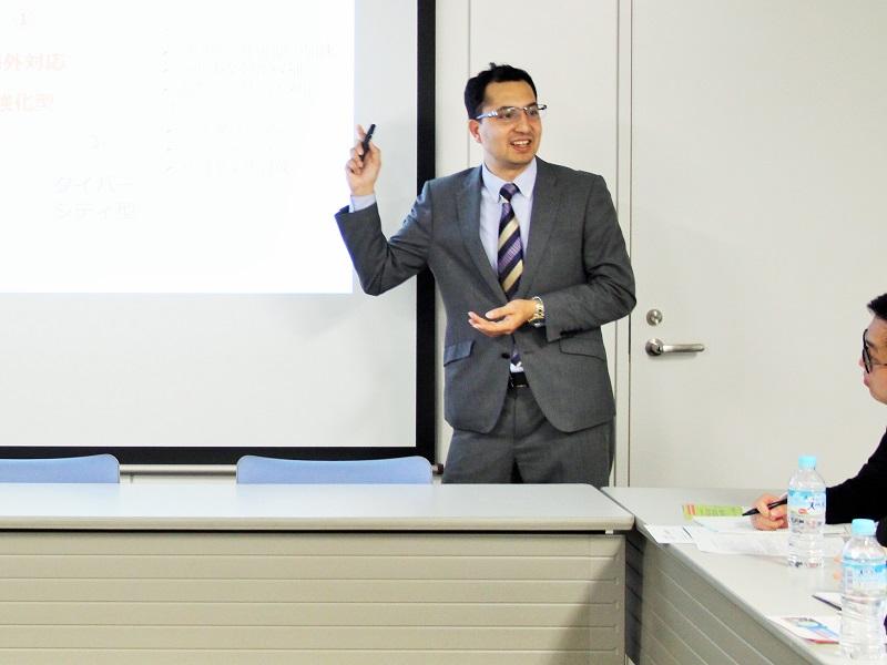 「日経HR Labo 就活ゼミ生」講座より【1】 留学生のための就活対策(前編)
