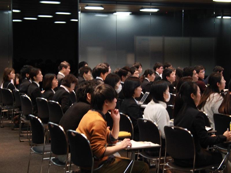 「日経HR Labo 就活ゼミ生」講座より【3】 先輩からの就活アドバイス(1)