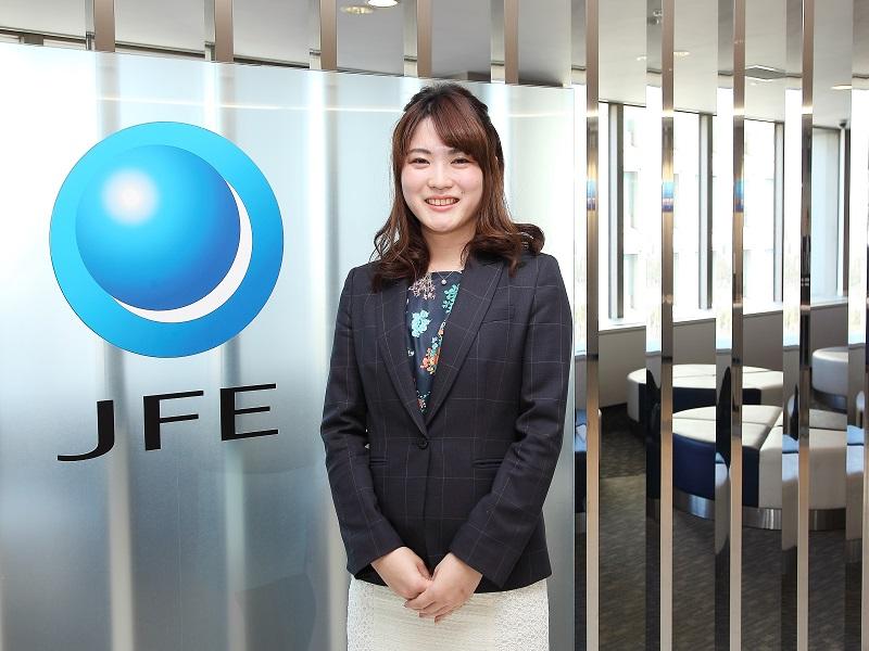 グローバル企業で働く魅力と採用 Interview(2)JFEスチール